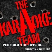 The Karaoke A Team Perform The Hits Of Christina Aguilera Songs