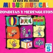MI Bus Musical Volume 5 – Ronditas Y Merenguitos Songs
