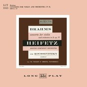 Brahms: Concerto For Violin And Orchestra In D, Op.77 Songs