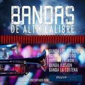 Bandas De Alto Calibre: Banda Los Recoditos, Banda El Recodo, Banda El Limon, Banda Ilusion, Banda La Costeña Songs