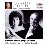 Pamela Frank Plays Mozart Songs