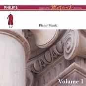 Mozart: The Piano Sonatas, Vol.1 (Complete Mozart Edition) Songs