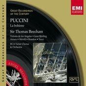 Puccini : La Bohème Songs