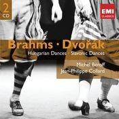 Brahms: Hungarian Dances; Dvorak: Slavonic Dances Songs