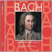Bach, JS : Sacred Cantatas BWV Nos 20 & 21 Songs