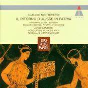 Monteverdi : Il ritorno d'Ulisse in patria Songs