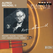Alfred Brendel III (Great Pianists of the 20th Century Vol.14) (2 CDs) Songs
