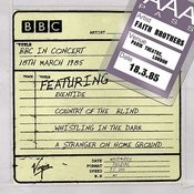 BBC In Concert, Recorded At The Paris Theatre, 18th March 1985 Songs