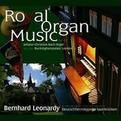 Bach, Purcell, Cook, Lemare, Stanley & Williams: Royal Organ Music Songs