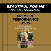 Premiere Performance Plus: Beautiful For Me Songs