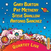 Quartet Live! Songs