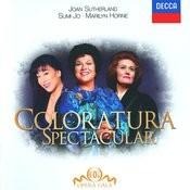 Coloratura Spectacular Songs