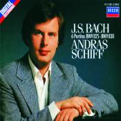Bach J S 6 Partitas Bwv 825 830 Songs