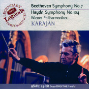Beethoven: Symphony No.7 / Haydn: Symphony No.104 Songs