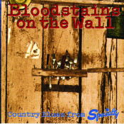 Bloodstains On The Wall: Country Blues From Specialty Songs