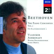 Beethoven Piano Concertos Vol 1 Songs