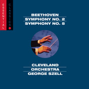 Beethoven: Symphonies Nos. 2 & 5 Songs
