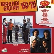 I Grandi Gruppi '60-'70, Vol.8 Songs