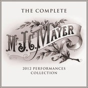 The Complete 2012 Performances Collection Songs