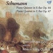 Schumann: Piano Quintet Op. 44 and Piano Quartet Op. 47 Songs