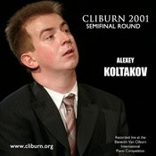 2001 Van Cliburn International Piano Competition Semifinal Round Songs