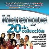 Merengue - 20 de Coleccion Songs