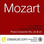 Wolfgang Amadeus Mozart, Piano Concerto No. 20 In D Minor, K. 466 Songs
