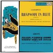 Gershwin: Rhapsody In Blue; Grof: Grand Canyon Suite Songs