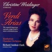 Verdi Arias Songs