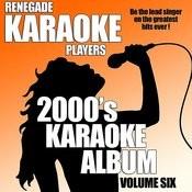 2000's Karaoke Album Volume Six Songs