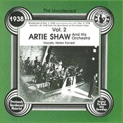 Artie Shaw & His Orchestra, Vol.2, 1938 Songs
