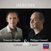 Debussy : 2 pianos & 4 mains Songs