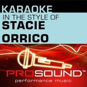 Don't Look At Me (Karaoke Lead Vocal Demo)[In The Style Of Stacie Orrico] Song