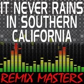 It Never Rains In Southern California (Acapella Version) [119 Bpm] Song