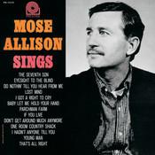Mose Allison Sings Songs