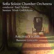 Antonio Vivaldi: Bassoon Concerts Songs