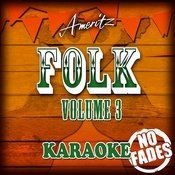 Karaoke - Folk Vol. 3 Songs