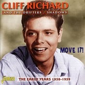 Move It!: The Early Years 1958 - 1959 Songs