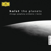 Holst: The Planets / Vaughan Williams: Fantasia on Greensleeves; Fantasia on a Theme by Thomas Fallis Songs