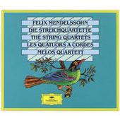 Mendelssohn: The String Quartets (3 Cd's) Songs
