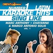 Drew's Famous #1 Latin Karaoke Hits: Sing Like Marc Anthony, Chayanne & Marco Antonio Solis, Vol. 1 Songs