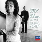 Mozart: Sonatas for Piano & Violin Songs