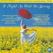 Just Tracks: It Might As Well Be Spring, Broadway Moments Songs