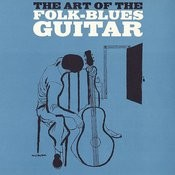 The Art Of The Folk-Blues Guitar: Jerry Silverman Songs