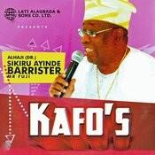 Kafo's Songs