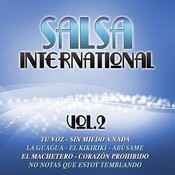 Salsa Internacional Vol. 2 Songs