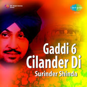Sabzi Wala MP3 Song Download- Gaddi 6 Cilander Di - Surinder