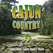 Cajun Country, Vol. 2 Songs