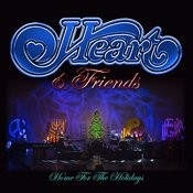 Heart & Friends - Home For The Holidays Songs