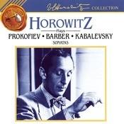Horowitz Plays Prokofiev, Barber, Kabelevsky Songs